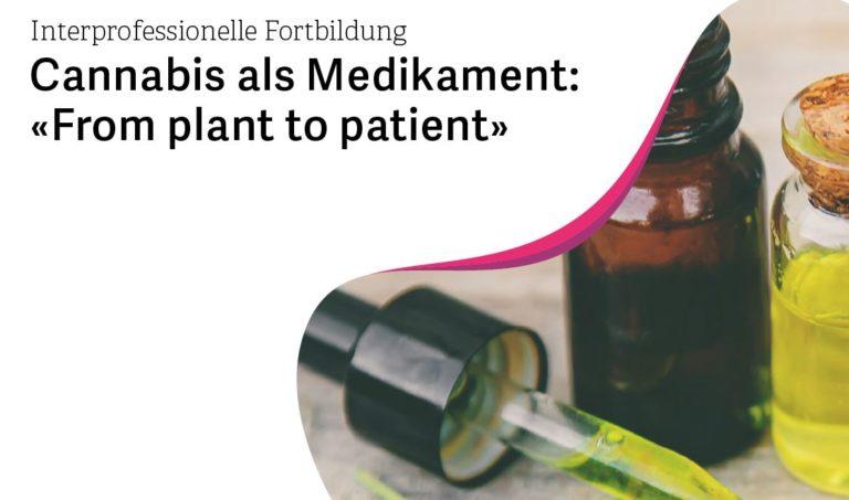 FORMATION : Cannabis médical «De la plante au patient»